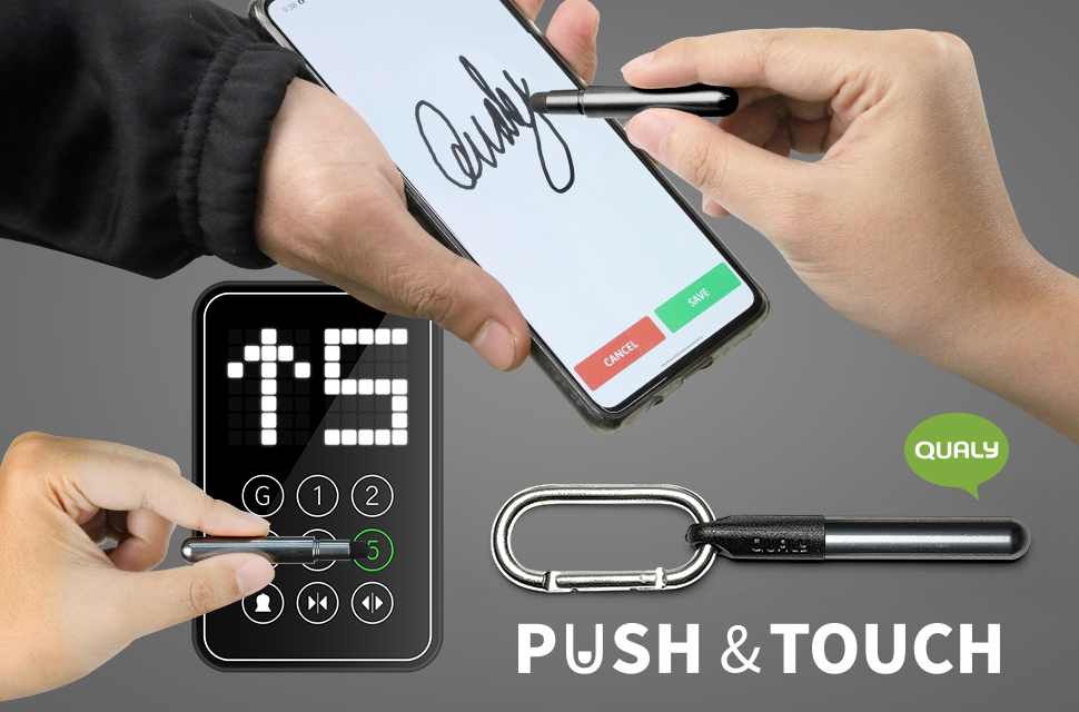 Push & Touch